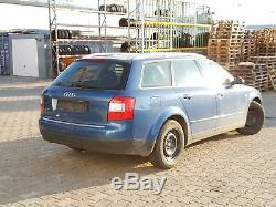 Pare-choc Pare-chocs Jupe avant avant pour Audi A4 B6 8E 01-04