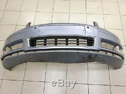 Pare-choc Pare-chocs Jupe avant avant pour Audi A8 D3 4E qu 02-05 4E0807242A