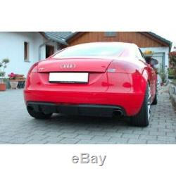 Pare choc arriere Valance Air Diffuser Audi TT 8J Coupe (2006-2010) R32 design K