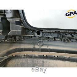 Pare choc arrière occasion 8K9807067C GRU AUDI A4 AVANT 2.0 TDI 16V FAP 0192