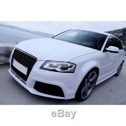 Pare choc avant Audi A3 8P Facelift (2009-2012) RS3 Design KITT FBAUA38PFRS