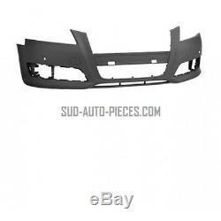 Pare choc avant Audi A3 ss pack control avec lave phare 8P0807105FGRU