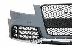 Pare-choc avant pour Audi A5 8T Pre Facelift 08-11 RS5 Look Add-On Bec Spoiler