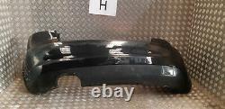Pare choc bouclier arrière Audi A3 II (2) 8P phase 2 Réf 8P3807511 (5)