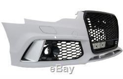 Pare-chocs Calandre PDC pour Audi A6 C7 4G 2011-2015 Pre Facelift RS6 Design