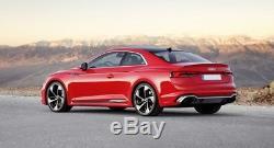 Pare-chocs Conseils Silencieux Diffuseur pour Audi A5 F5 17+ Quattro RS Design