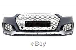 Pare-chocs Supports PDC Grilles pour Audi A5 F5 17+ Quattro RS5 Design