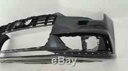 Pare-chocs avant Audi A7 4G8 Facelift S-Line 2014