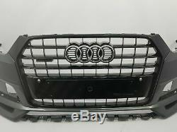 Pare-chocs avant Audi Q3 Facelift S-line
