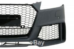 Pare-chocs avant Pour Audi TT 8S Mk3 (2014-Up) RS Design