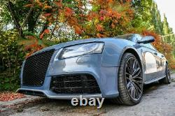 Pare-chocs avant complet au look RS5 pour Audi A5 8T B8 2008-2011 Prefacelift