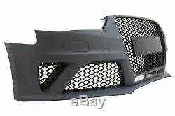 Pare-chocs avant pour AUDI A4 B8 Facelift 2012-2015 Grilles RS4 Design