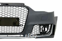 Pare-chocs pour AUDI A3 8V 12-15 Hayon Sportback RS3 Brilliant Black Design
