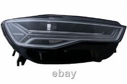 Pare-chocs pour AUDI A6 C7 4G 11-18 RS6 Matrix Look Full LED Phares Dynamique