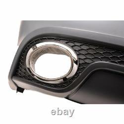 Parechoc Arriere Look Rs5 Pour Audi A5 S5 8t Coupe Phase 1 Et 2 De 06/07 A 06/16