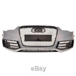 Parechoc Avant Look Rs5 Pour Audi A5 Et S5 8t Phase 2 A Partir De 08/2011
