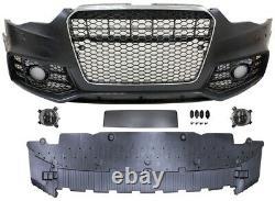 Parechoc Avant Look Rs5 Pour Audi A5 Et S5 8t Phase 2 A Partir De 08/2011 + 2 Ab