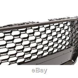 Parechoc + Calandre Look Rs4 Pour Audi A4 B9 Phase 1 De 05/2015 A 2018