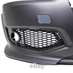 Parechoc Pare Choc Avant Audi A3 8p De 2003 A 06/2008 Look Rs3 + Antibrouillards
