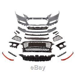 Parechoc Pare Choc Avant Look Tt Rs Pour Audi Tt 8s A Partir De 07/2014