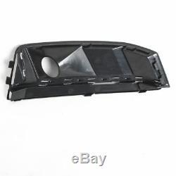 Pour 16-18 AUDI S4 A4 S-Line B9 8W G+D Pare-chocs ACC Gril Noir Brillant