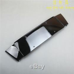 Pour AUDI A6 C6 4F Radiateur de pare-chocs Chrome Avant calandre Grill Style S6