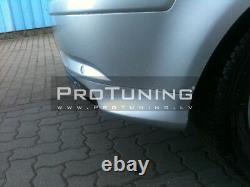 Pour Audi A3 8P 3 Porte S3 Aspect Pare-Chocs Spoiler / Jupe /Jupe / Réflecteur