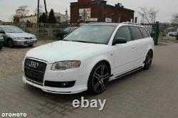 Pour Audi A4 B7 Avant Pare-Choc Spoiler / Jupe /Jupe / Bague
