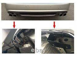 Pour Audi A4 B8 8K 2008-2011 S-LINE Regardez Diffuseur Pour Standard Pare-Chocs