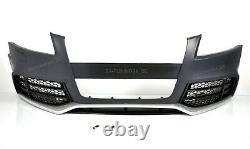 Pour Audi A5 8T 08-12 RS5 Look Pare-Chocs Échappement Sport Calandre #1