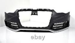 Pour Audi A5 8T 12-16 RS5 Look Pare-Chocs Calandre Sport Éblouissement