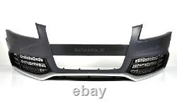 Pour Audi A5 8T RS5 Regardez Pare-Chocs 07-12 Calandre Nid D'Abeille Spoiler