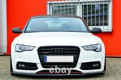 Pour Audi A5 S5 B8 Pare-Choc Coupe Jupe Aile Bas Spoiler Menton Séparateur