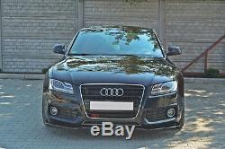 Pour Audi A5 S5 avant Pare-Choc Inférieur Spoiler Lèvre Menton Jupe Séparateur S