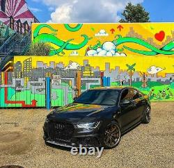 Pour Audi A6 4G C7 Prefacelift Avant RS6 Look Pare-Choc Complet Set Remplacement