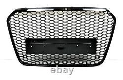 Pour Audi A6 4G C7 RS6 Regardez Calandre Nid D'Abeille Pare-Chocs Diffusor11-14