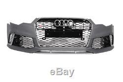 Pour Audi A6 4g C7 Prefacelift avant Rs6 Aspect Pare-Choc Kit Complet