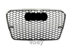 Pour Audi A7 4G 11-14 RS7 Regardez Pare-Chocs + Diffuseur Phares Grille 012