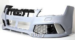 Pour Audi A7 4G RS7 Regardez Pare-Chocs 11-14 Calandre Nid D'Abeille Spoiler