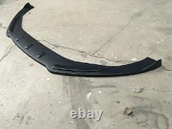 Pour Audi TTS 8J Pare-Choc Coupe Jupe Inférieur Spoiler Menton Jupe Séparateur