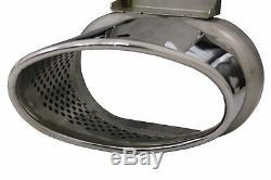 Pour S-line Pare-chocs Diffuseur Embouts pour AUDI A3 8V Facelift 16-19 Limo