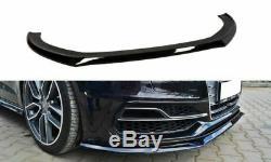 Pour Sportback Audi A3 S3 8v Pare-Choc avant Coupe Spoiler Menton Jupe