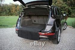 Protection Pare-Chocs Audi Q 7 7sitzer avec fest. 2. SR Tapis de Coffre Velours
