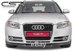 RAJOUT DE PARE CHOC JUPE AVANT pour for Audi A4 B7