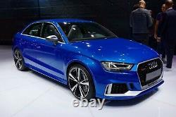 RS3 Pare-Chocs + Audi A3 8V RS3 Cabriolet Berline Facelift + 8V5807437AG