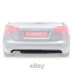 Rajout De Parechoc Arriere Csr Audi A4 B7 Avant 11/2004 A 6/2008 Avec Sortie G
