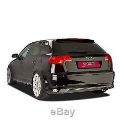 Rajout Parechoc Arriere Audi A3 8pa Sportback 5 Portes 9/2004-4/2008 Csr