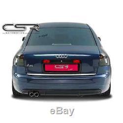 Rajout Parechoc Arriere Audi A6 C5 4b Phase 2 Berline 5/2001-1/2005 Csr