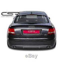 Rajout Parechoc Arriere Audi A6 C6 4f Berline 6/2004-10/2008 Type 2 Csr