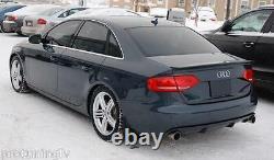 Réflecteur pour Audi A4 B8 08-11 Pare-Chocs DTM Spoiler Lèvre Séparateur